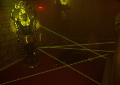 laserjente