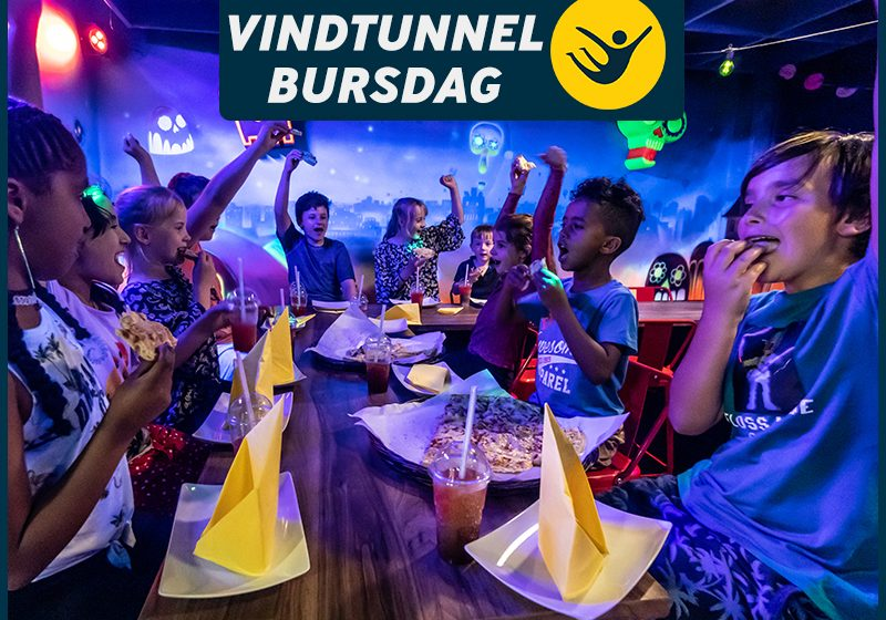 VINDTUNNEL BURSDAG